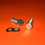 pair swing arm pin pinch bolts M8x30 for all Ducati wide case models