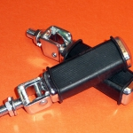 pillion's footrest (pair) Suitable for Ducati narrow and wide case models