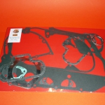 Gasket  set engine for all Ducati wide case models 250cc and 350cc