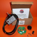 6V electronic ignition set automatic advance progressive for Ducati monocylinders narrow and wiide case 250 350cc with wiring 6V