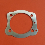 Thick Aluminium cylinder base spacer/gasket for all Ducati wide case 250/350cc