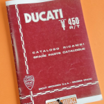 Spare parts catalogue Ducati RT