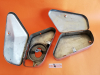 Pair of original portafilter and tollbox  for Ducati Mark 3, used in excellent condition