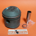 Piston Ø 74.6 pin Ø18  Borgo original new suitable for all Ducati wide case engines  250cc