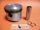 Piston Ø 86.0 pin Ø18  Borgo original new suitable for all Ducati wide case engines 450cc