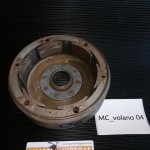 Magnetic flywheel stator alternator Ducati Elettrotecnica, used, in good condition, perfectly magnetized