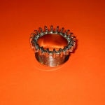 Exhaust nut Ø 38 suitable for Ducati narrow and wide case engines
