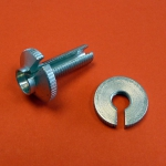 Brake cable and clutch cable adjuster for Ducati narrow and wide case