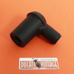 Silicone sparking plug caps anti-humidity for Ducati narrow and wide case