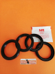 n. 4 pieces Fork junk ring  38x50x7 for Ducati Twin with fork  Ø 38