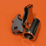 Clutch lever and valve lifter support for Ducati Scrambler