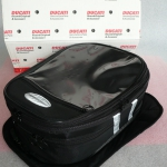 Bag for tank with magnetic support genuine Ducati Performance