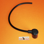 Bakelite spark plug cap complete with high voltage cable for all Ducati single-cylinder wide and narrow cases