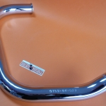 L.H. exhaust manifold 0759.84.023 Ducati 900 SD 900 SSD Darmah with Lanfranconi silencers