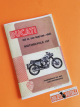 Instructions for use and maintenance 450cc over head camshaft motorcycle 197 Ducati