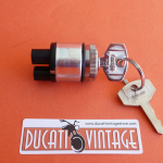 3 Pole Ignition Switch original Ducati Scrambler, RT, MK3, Desmo, Ducati 750 900