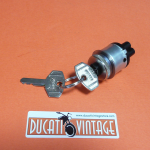 electronic Ignition Switch original new, Ducati Scrambler, RT, MK3, Desmo, Ducati 900