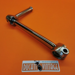 Original starter lever, new, for all Ducati single cylinder wide cases 250 350cc and also 450 for Desmo SSG and Yellow
