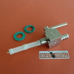 unleaded petrol tap  Ø 10x1 thread for Ducati narrow and wide case