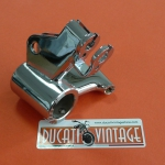 Clutch lever and valve lifter support for Ducati Scrambler and Ducati RT