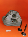 Original Ducati wide case 350cc single cylinder head in excellent condition
