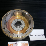Magnetic flywheel stator alternator Ducati Elettrotecnica, used, very good conditions,  perfectly magnetized